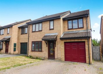 Thumbnail 3 bed detached house for sale in Marefield, Lower Earley, Reading
