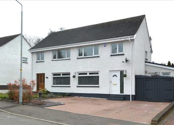 Thumbnail 3 bedroom semi-detached house for sale in Shelley Drive, Bothwell, Glasgow