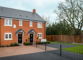 Thumbnail 3 bedroom semi-detached house for sale in The Appleton, Newfield Rise, New Street, Measham