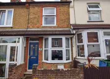 Thumbnail 2 bed terraced house to rent in Cromer Road, Watford, Hertfordshire