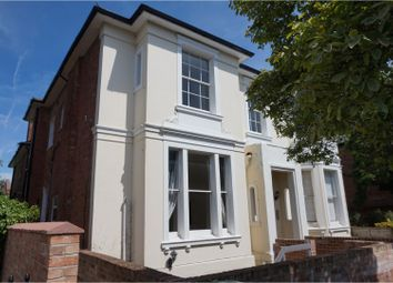 Thumbnail 1 bed flat for sale in 53 Russell Terrace, Leamington Spa