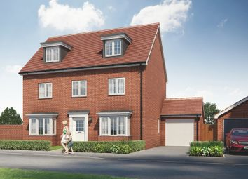 Thumbnail 5 bedroom detached house for sale in The Abberton, Meadow Rise, London Road, Braintree Essex