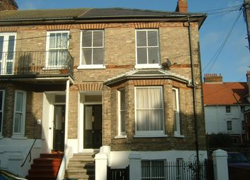 Thumbnail 2 bed flat to rent in Russell Road, Felixstowe