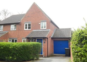 Thumbnail 3 bed semi-detached house to rent in Dearne Place, Didcot