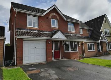 Thumbnail 4 bed detached house for sale in Cae Castell, Swansea
