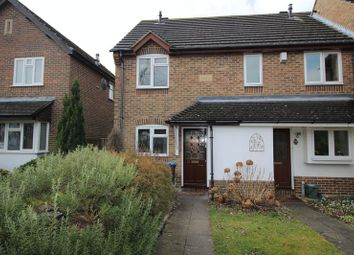 Thumbnail 2 bed end terrace house to rent in Rowley Court, Caterham