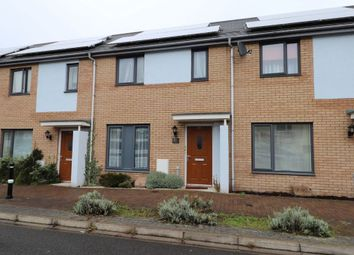 Thumbnail 2 bed terraced house for sale in Gould Road, Barnstaple