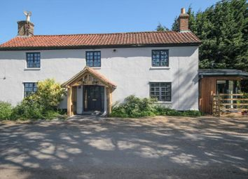 Thumbnail 4 bed detached house for sale in Main Street, Wentworth, Ely