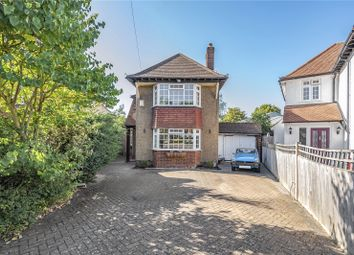 Thumbnail 3 bed detached house for sale in Ickenham Close, Ruislip, Middlesex