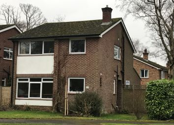 Thumbnail 4 bed detached house to rent in Heathfield Road, Hamsphire