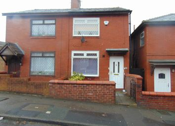 Thumbnail 2 bed semi-detached house for sale in 114 Edge Lane Road, Higginshaw, Oldham