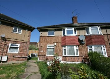 Thumbnail 2 bed maisonette to rent in Riverside Gardens, Wembley, Wembley