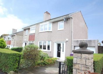 Thumbnail 3 bed semi-detached house for sale in Sween Avenue, Glasgow, Lanarkshire