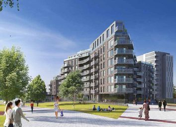 Thumbnail 1 bed flat for sale in Leven Wharf, Leven Road, Poplar, London