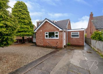 Thumbnail 4 bed detached bungalow for sale in Winchester Close, Mansfield