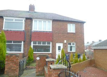 Thumbnail 2 bed flat to rent in Kent Avenue, Hebburn
