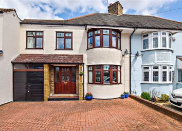 Thumbnail 5 bedroom terraced house for sale in Marlborough Road, Bexleyheath, Kent