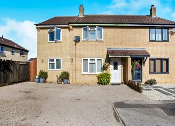 Thumbnail 4 bed semi-detached house for sale in Stoney Close, Huntingdon, Cambridgshire, Uk