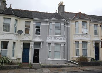 Thumbnail 2 bedroom flat for sale in Glendower Road, Peverell, Plymouth
