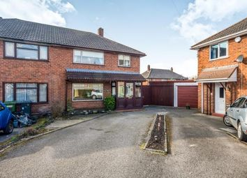 Thumbnail 3 bed semi-detached house for sale in Meadow Lane, Willenhall, West Midlands