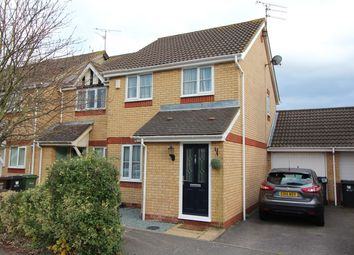 Thumbnail 3 bed terraced house to rent in Halsey Park, London Colney, St Albans