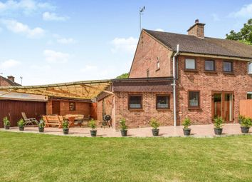 4 bed semi-detached house for sale in Tyrells Road, Stoke Hammond, Milton Keynes MK17