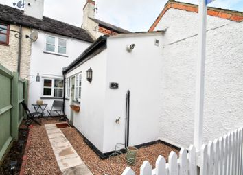 Thumbnail 1 bed terraced house for sale in Gilliver Gardens, Draycott, Derby