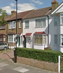 Thumbnail 3 bed terraced house to rent in Boleyn Avenue, Enfield