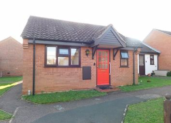 Thumbnail 1 bed semi-detached bungalow for sale in Town Green, Stowmarket