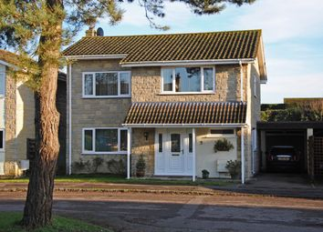 Thumbnail 4 bedroom detached house for sale in Caldicot Close, Shillingford, Wallingford