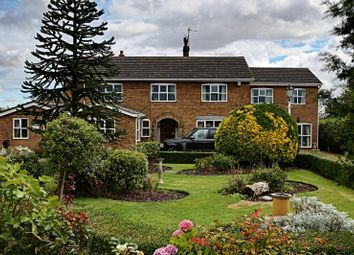 Thumbnail 5 bed detached house for sale in Appleby Lane, Burstwick, East Yorkshire