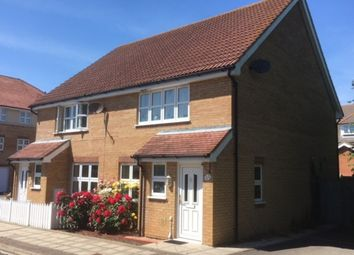 Thumbnail 3 bed semi-detached house for sale in Oakdene Road, Southsea