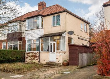 Thumbnail 3 bed semi-detached house for sale in Edgware Road, York
