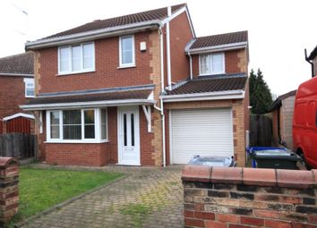 Thumbnail 3 bedroom detached house to rent in Tennyson Avenue, Sprotbrough, Doncaster