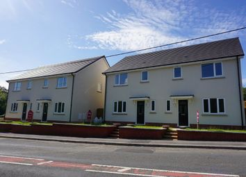 Thumbnail 3 bedroom semi-detached house for sale in Llannon Road, Pontyberem, Llanelli