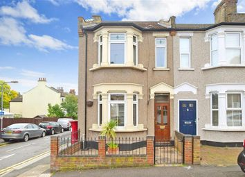 Thumbnail 3 bedroom end terrace house for sale in Prospect Road, Woodford Green, Essex