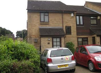 Thumbnail 1 bed end terrace house to rent in Long Copse Chase, Chineham