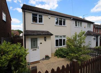 Thumbnail 3 bedroom semi-detached house for sale in Lower Queens Road, Buckhurst Hill, Essex