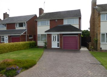 Thumbnail 3 bed detached house for sale in Brookside Close, Shifnal