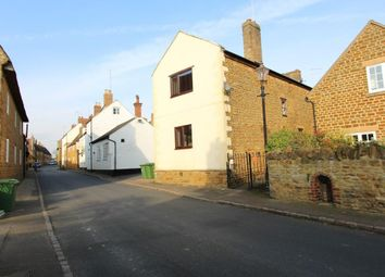 Thumbnail 2 bedroom terraced house for sale in High Street, Ecton, Northampton