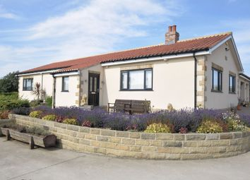 Thumbnail 4 bed detached bungalow for sale in Scalby Road, Burniston, Scarborough