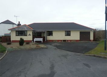 Thumbnail 3 bed detached bungalow for sale in Maes Iwan, Ffosyffin, Aberaeron