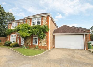 Thumbnail 4 bed detached house for sale in Manor Park, Staines, Middlesex