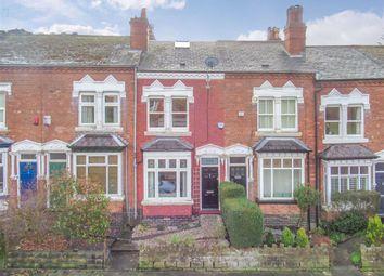 3 bed terraced house for sale in War Lane, Harborne, Birmingham B17
