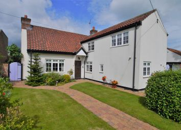 Thumbnail 4 bed detached house for sale in Eastgate, Scotton, Gainsborough