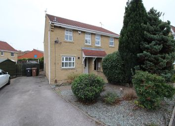 Thumbnail 2 bed semi-detached house to rent in Laneward Close, Ilkeston, Derbyshire