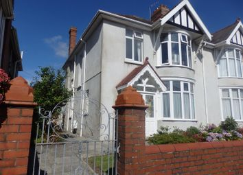 Thumbnail 3 bed semi-detached house for sale in Tyr Fran Avenue, Llanelli