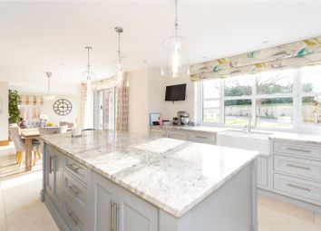 Thumbnail 4 bed detached house to rent in Townfield Lane, Tarvin, Chester