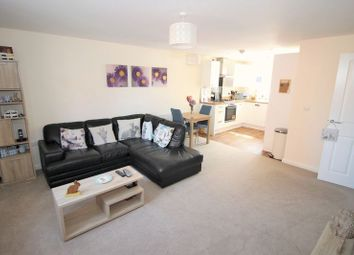 Thumbnail 2 bed flat for sale in Woodpecker Way, Costessey, Norwich