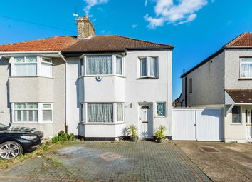 Thumbnail 4 bed semi-detached house for sale in Ivedon Road, Welling